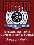 Forster Precision Products, Reloading and Gunsmithing Tools
