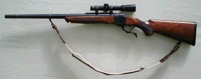 Photo of rifle