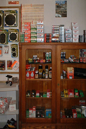 photo of supply cabinet